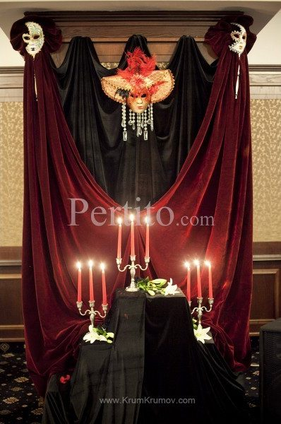 Тематични украси - Пертито