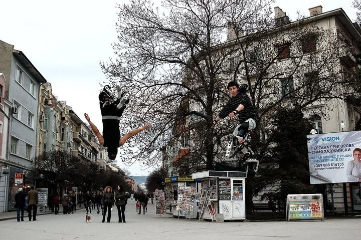 Акробатика, Цирково Изкуство - Пертито