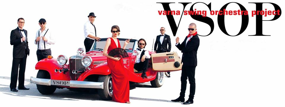 VSOP / Varna Swing Orchestra Project/ - Пертито