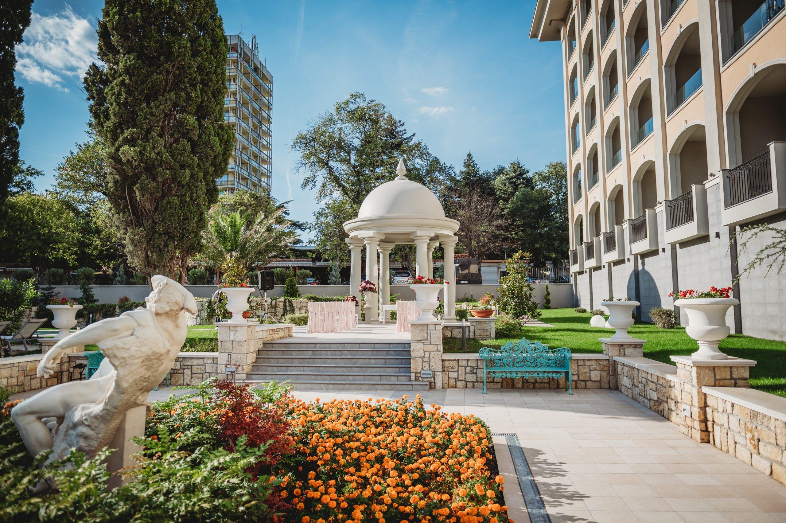 Astor Garden - Пертито