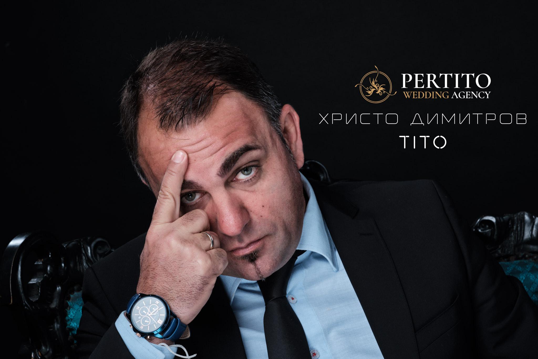 Hristo Dimitrov - Tito - Пертито
