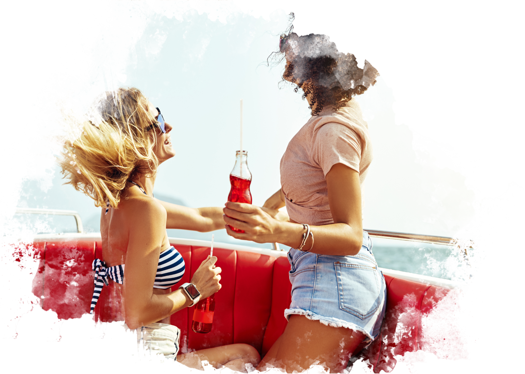 Парти на яхта - Пертито