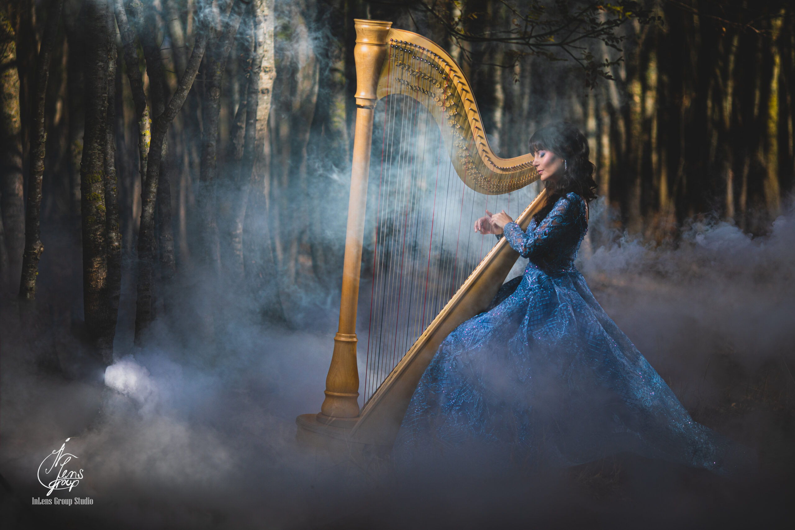 Lora Panosyan - Harp - Пертито
